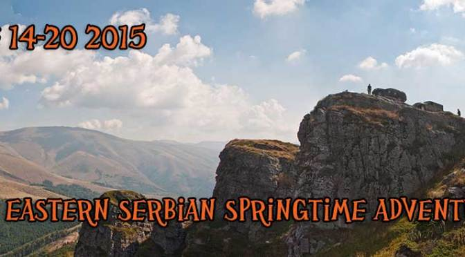 Avantura po divljinama istočne Srbije