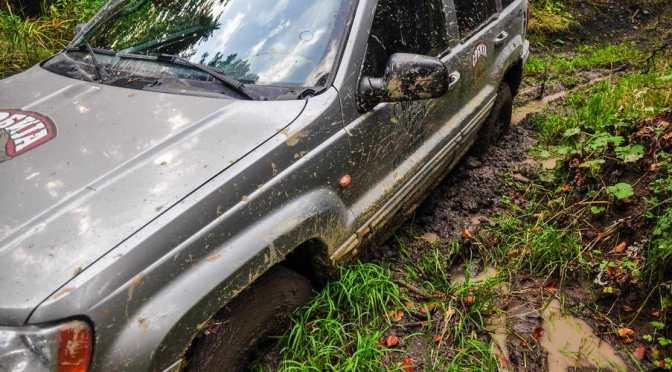 Balkans Mud Tracks