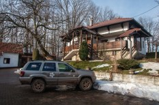 Jedan od smeštajnih objekata etno domaćinstva Milanović