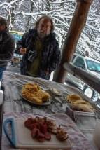 Pauza za užinu na Valkaluciju