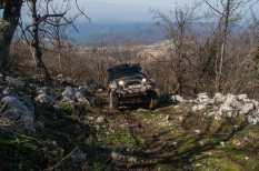 Last metres before Starica peak