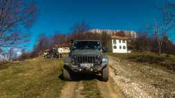 Leaving the Novi Stjenik monastery