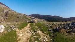 Passing through Rečke