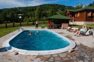 Opening the swimming season at Golijski konaci