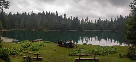 Zaboj lake