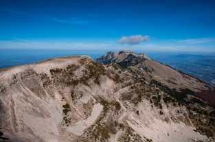 Tomorri mountain, Albania