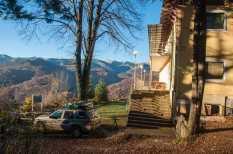 By the Karadžica mountaineering hut