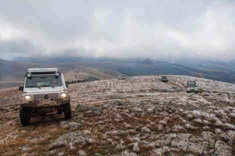 Mountains of south Serbia