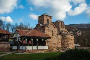 The Poganovo monastery