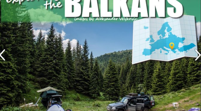 Winter issue of Camping & 4WD magazine is out