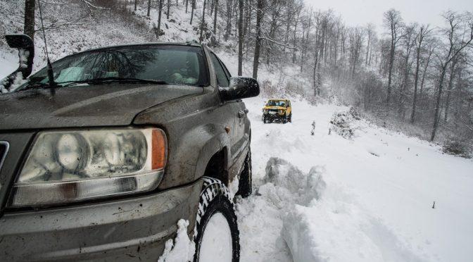 Beljanica snow challenge