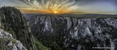 His majesty - Lazar's canyon