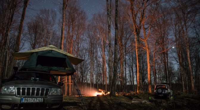 Overlanding vs offroading – different concepts