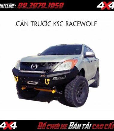 Cản trước KSC Race Wolf cho xe bán tải Mazda BT-50 tại HCM