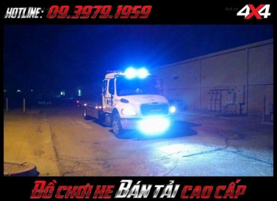 Led bar <strong>độ đèn Ford Ranger</strong>: Đèn led bar là một trong những kiểu đèn được độ nhiều nhất cho ô tô, xe bán tải
