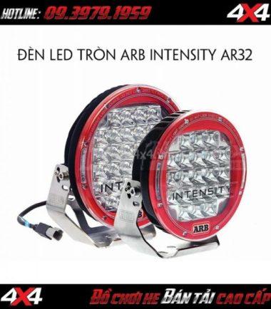 Đèn led bar intensity Ar32 độ đẹp tăng sáng cho xe bán tải, xe ô tô tại TpHCM