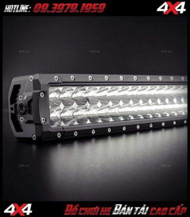 Picture: Đèn led bar Stedi ST3K 21.5 Inch gắn đẹp và tăng sáng cho xe bán tải, xe 4 bánh
