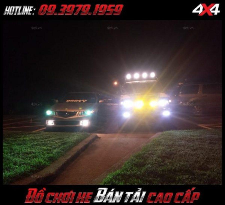 Hình ảnh <strong>đèn nóc xe bán tải</strong>: Đèn led vô vùng sáng chất lượng, giá rẻ dành cho xe 4 bánh xe bán tải tại Tp Hồ Chí Minh