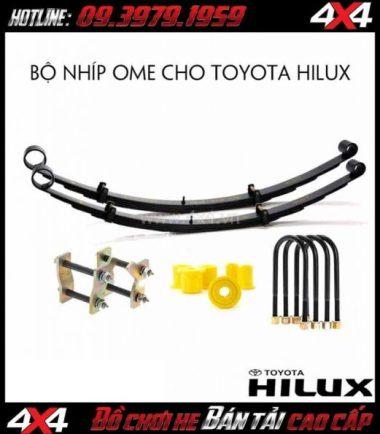 Picture: Bán bộ nhíp Old Man Emu giảm xóc cho xe pick up Toyota Hilux