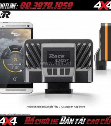 Photo: Chip công suất Racechip Ultimate: loại chip tốt nhất giúp tăng công suất động cơ xe