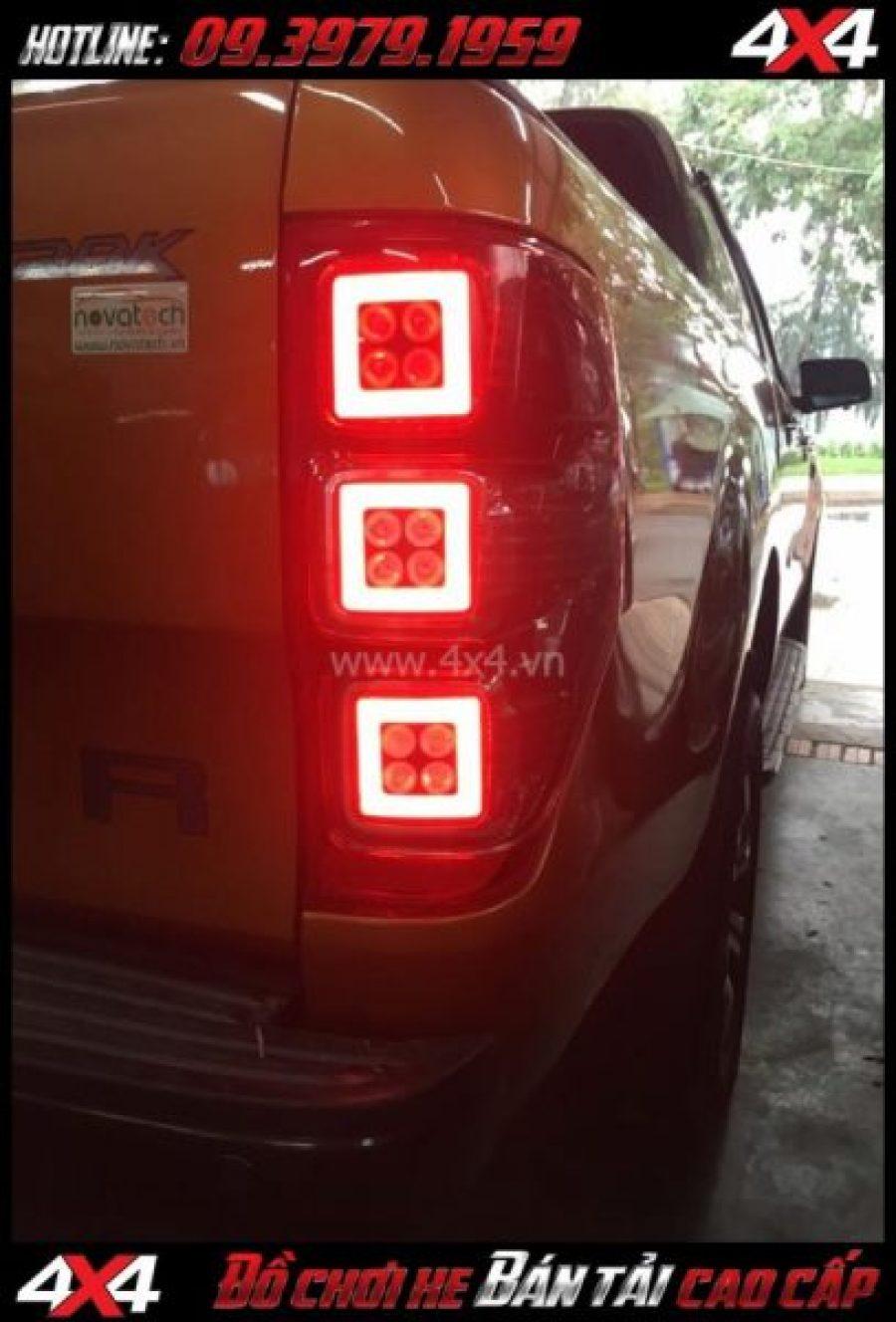 Picture Đèn hậu Ford Ranger gắn đẹp và nổi bật cho xe pickup Ford Ranger ở Tp.HCM