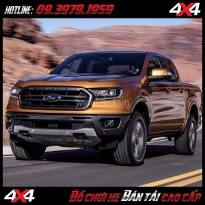 Giá xe Ford Ranger