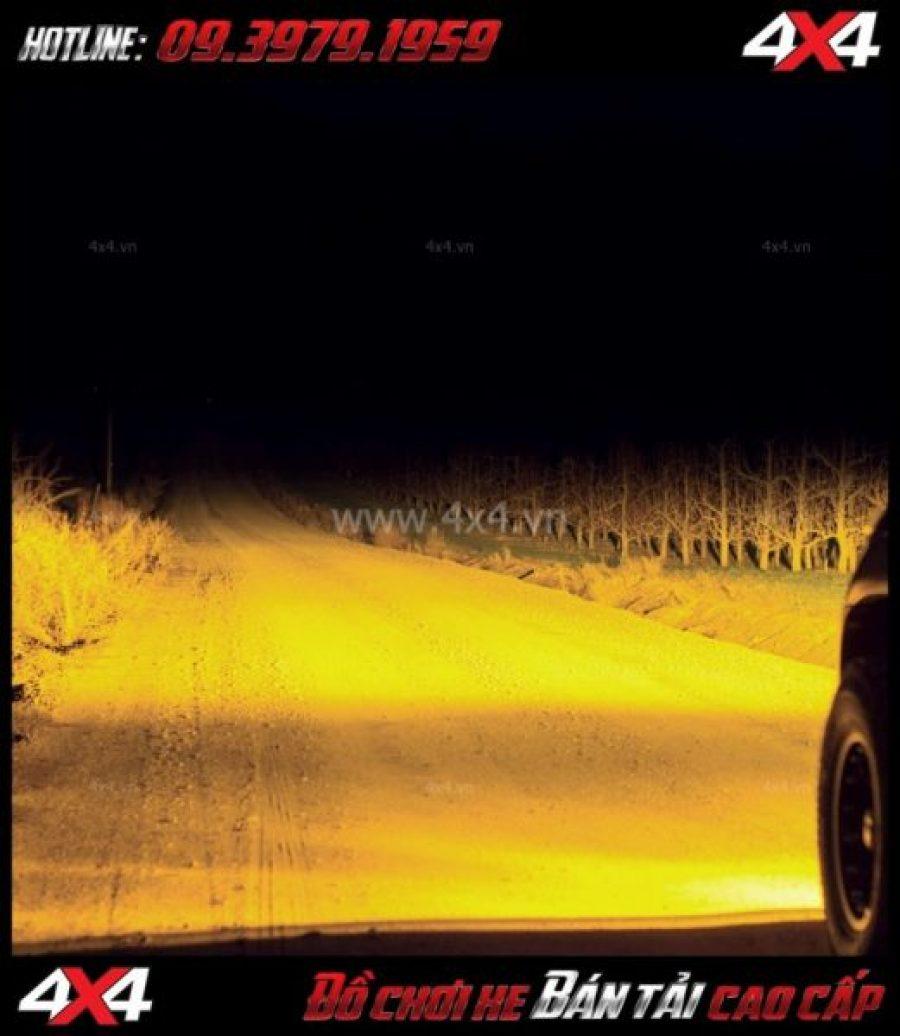 Đèn led bar phá sương Kenzo: Phụ kiện thiết yếu để giúp bạn đi mưa tốt hơn