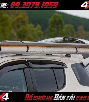 Hình ảnh Mái che ARB Awning Aluminum hộp nhôm thuận tiện dành các buổi dã ngoại