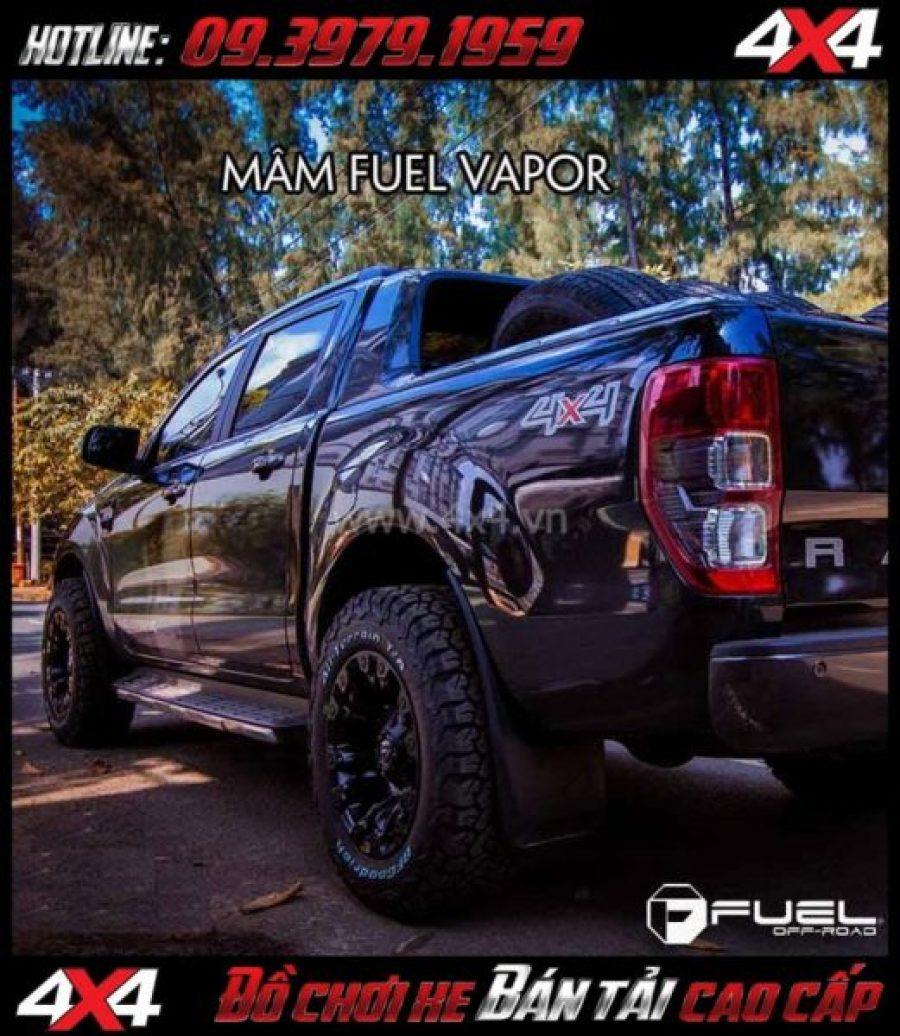 Bức ảnh: Mâm xe ô tô mạnh mẽ: Mâm Fuel One Piece Vapor D560 dành cho xe SUV và xe off-road