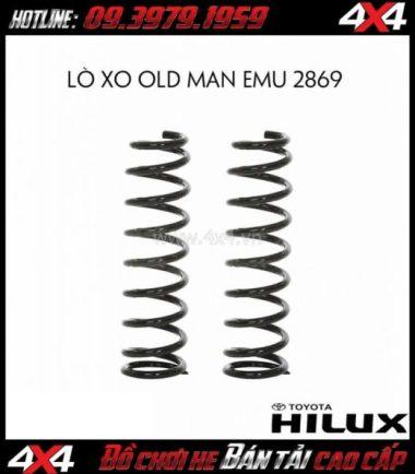 Hình ảnh Phuộc độ Old Man Emu Nitrocharger dành cho xe pickup Toyota Hilux Revo (2015+)
