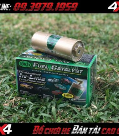 Tấm ảnh Xúc tác nhiên liệu Fitch Fuel Catalyst – F1000 tiết kiệm nhiên liệu cho xe bốn bánh, xe bán tải