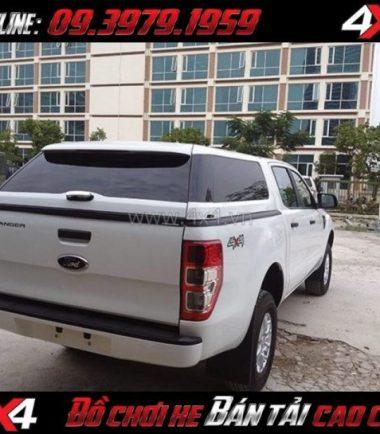 Bức ảnh Nắp thùng cao không đèn kiểu Range Rover sang trọng bậc nhất dành cho xe pick-up tại Tp Hồ Chí Minh