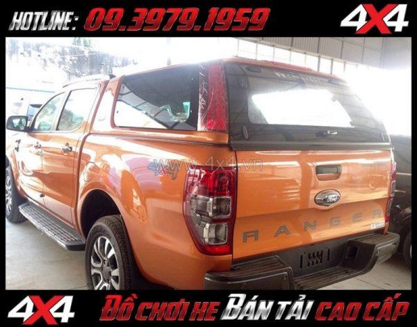 Hình ảnh Nắp thùng cao CarryBoy Series 7 (S7) sang trọng giá rẻ dành cho xe pick up tại Tp Hồ Chí Minh