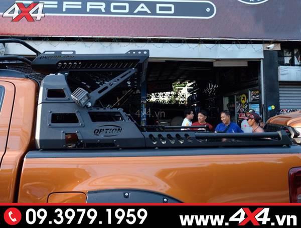 Thanh thể thao 4wd ngầu, cứng cáp và chất dành độ cho xe bán tải