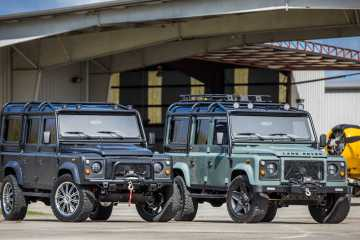 East Coast Defender Project Venture și Project Dark Knight