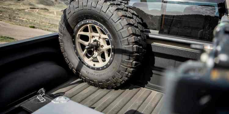 AEV Recruit RAM 1500 tuning off-road