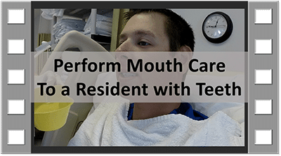 Mouth Care image