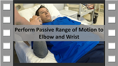 ROM Elbow and Wrist