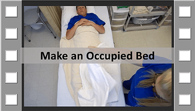 Occupied Bed Image