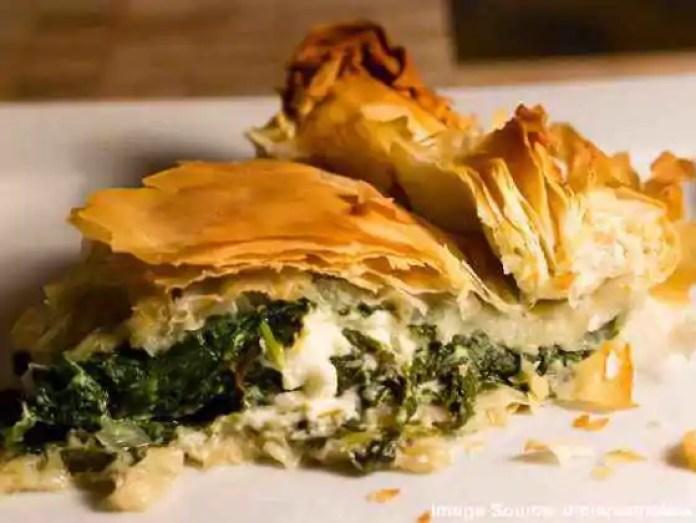 Byrek-Albania European Food