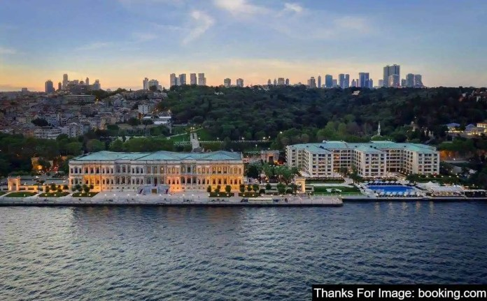 Cragan Palace Kempinski Best Wedding Destination In Istanbul