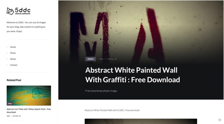 Abstract-White-Painted-Wall-with-Graffiti---free-download-----5DDC-Free-Download-Digital-Contents