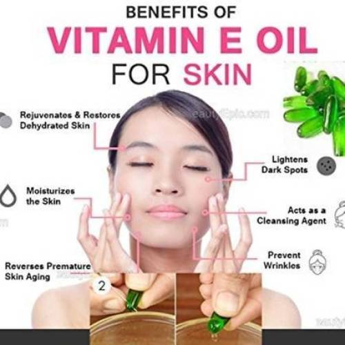 How To Use Vitamin E For Glowing Skin Radio Sargam