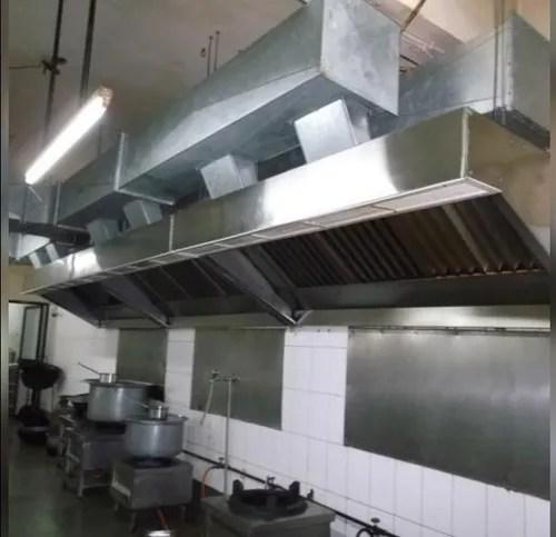 commercial chimney for restaurant