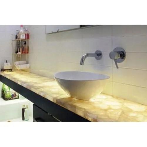 wash basin quartz countertop