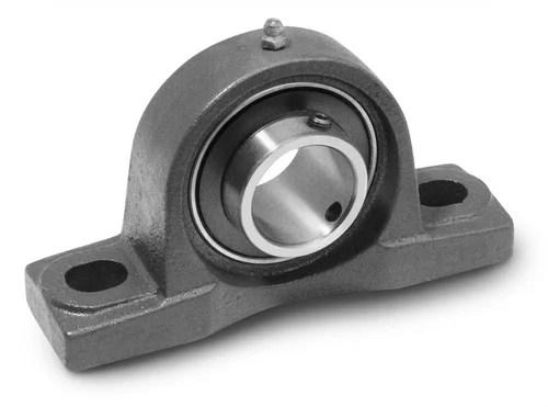 ucp208 2 holes pillow block bearing
