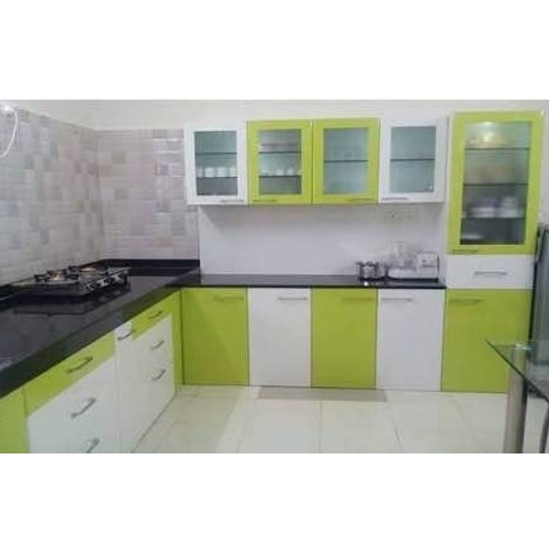 Modular Kitchen Glass Top Modular Kitchen Manufacturer From Pune