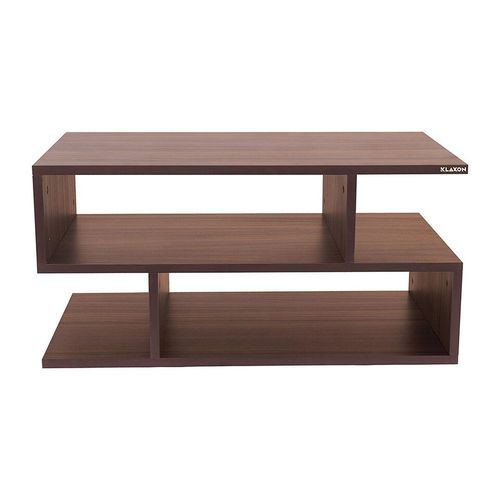 Walnut Klaxon Wooden Tv Stand Tv Unit Led Stand For Living Room Rs 2799 Piece Id 19888878255