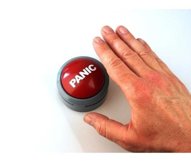 Panic Button 220 V