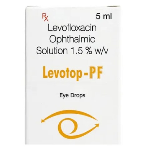 Levotop Pf Infection Eye Drop 5 Ml Bottle Price From Rs 51 80